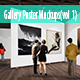 Gallery Poster Mockups (vol 1) - GraphicRiver Item for Sale