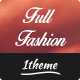 """Full Fashion"" - an Ajax Fullscreen WP Theme - ThemeForest Item for Sale"