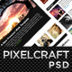PixelCraft - Professional PSD Template - ThemeForest Item for Sale