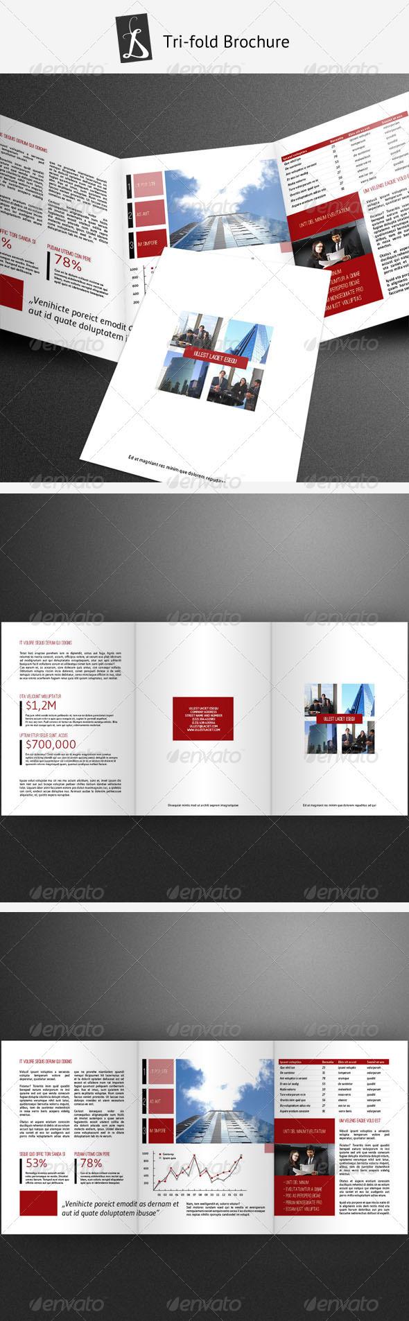 Tri-fold Brochure 7 - Corporate Brochures