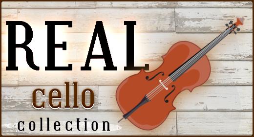 REAL Cello Collection