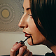 The Girl Making Make Up - VideoHive Item for Sale