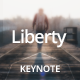 Liberty Keynote Presentation - GraphicRiver Item for Sale