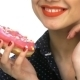 Pin Up Girl With Donut - VideoHive Item for Sale