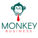 Monkey Business Logo - GraphicRiver Item for Sale