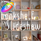 Bookshelf Slideshow - Photo Gallery - VideoHive Item for Sale
