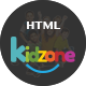 Kidzone - Children Kindergartent HTML - ThemeForest Item for Sale