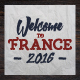 France 2016 Football Euro Badges - GraphicRiver Item for Sale