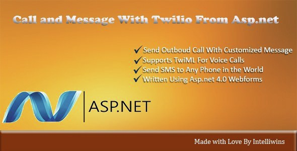 Click to Call and Message With asp.net - CodeCanyon Item for Sale