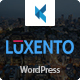 Luxento - Magazine WordPress theme - ThemeForest Item for Sale