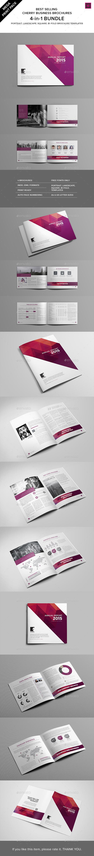 Print Pack :: Cherry Brochures Bundle - Corporate Brochures