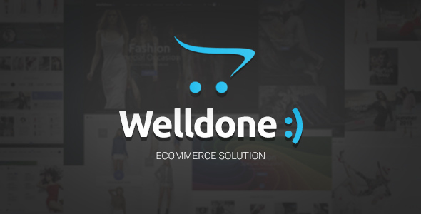 Welldone – OpenCart theme