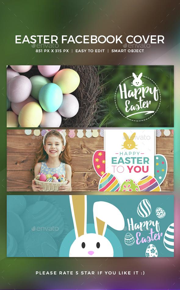 Easter Facebook Timeline Cover - Facebook Timeline Covers Social Media