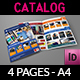 Electronics Products Catalog Bi-Fold Brochure Template - GraphicRiver Item for Sale