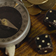Old Compass and Dice  - VideoHive Item for Sale