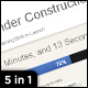 Ethereal - Under Construction XHTML/CSS Nulled