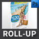 Family Holiday Roll-up Template - GraphicRiver Item for Sale