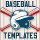 Baseball Ticket Party Invites - GraphicRiver Item for Sale