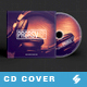 Progressive Sound - CD Cover Template - GraphicRiver Item for Sale
