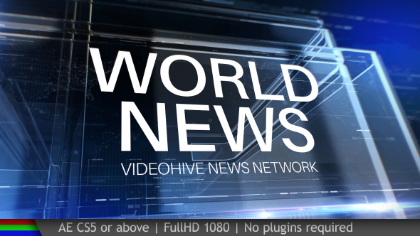 World News Promo
