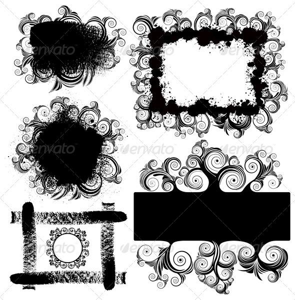 Design elements - Miscellaneous Conceptual