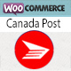 Canada Post Woocommerce Shipping Plugin