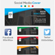 Corporate Facebook and Twitter Cover Photo - GraphicRiver Item for Sale