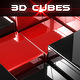 3D Cubes - GraphicRiver Item for Sale