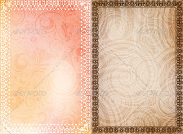 Vector backgrounds - Backgrounds Decorative