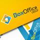 BoxOffice Business Corporate ID Pack + Logo  - GraphicRiver Item for Sale