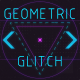 Geometric Glitch Intro 2 - VideoHive Item for Sale