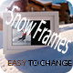 Winter skiing and snowboarding photos Gallery - VideoHive Item for Sale
