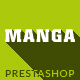 Manga - Premium Responsive Prestashop Theme - ThemeForest Item for Sale