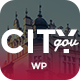 City Government & Municipal Portal WordPress Theme