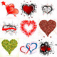 Collect Valentine's Day Hearts - GraphicRiver Item for Sale