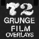 72 Grunge Film Overlays - VideoHive Item for Sale