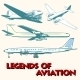 Set Of Abstract Retro Planes - GraphicRiver Item for Sale