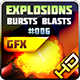 Explosions Blasts Bursts Detonations Fireballs 06 - GraphicRiver Item for Sale