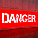 Hazard Warning Lamp - VideoHive Item for Sale