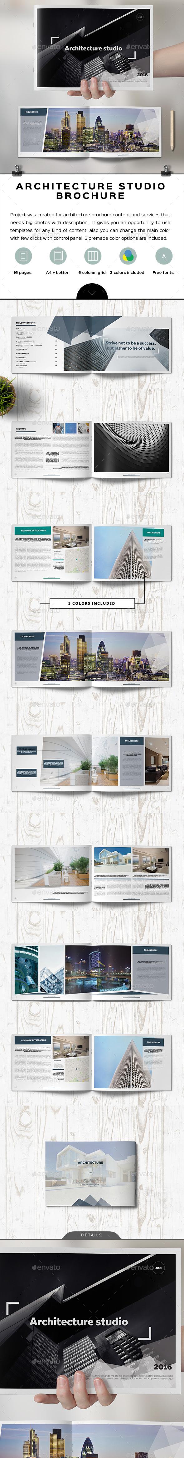 Boso Architecture Landscape Brochure - Catalogs Brochures