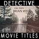 Detective - Movie Titles - VideoHive Item for Sale