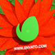 Flowers Logo Opener 4D - VideoHive Item for Sale