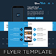 Mobile App Flyer Template 4 - GraphicRiver Item for Sale