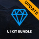 Otrion UI Kit Bundle - GraphicRiver Item for Sale