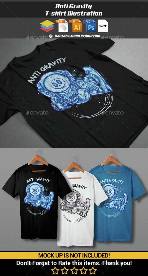Anti Gravity - Funny Designs