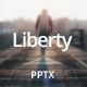 Liberty PowerPoint Presentation - GraphicRiver Item for Sale