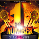 NumberOne Party Flyer Template - GraphicRiver Item for Sale