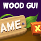 Fantasy Wood Game Interface - GraphicRiver Item for Sale