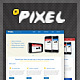 0Pixel - Responsive HTML5 Template - ThemeForest Item for Sale