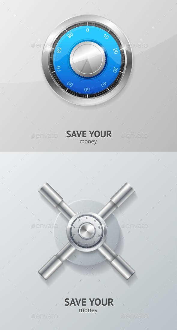 Save Money Concept - Concepts Business